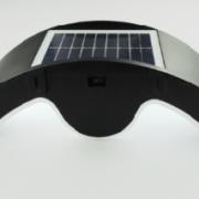 new solar security light